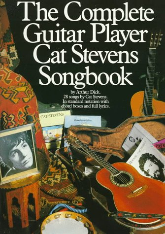 The Complete Guitar Player - Cat Stevens Songbook als Taschenbuch