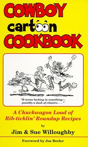 Cowboy Cartoon Cookbook als Taschenbuch