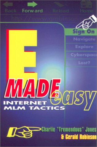 E Made Easy: Internet MLM Tactics als Taschenbuch