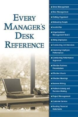 Every Manager's Desk Reference als Taschenbuch