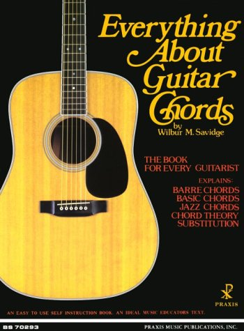 Everything about Guitar Chords als Taschenbuch