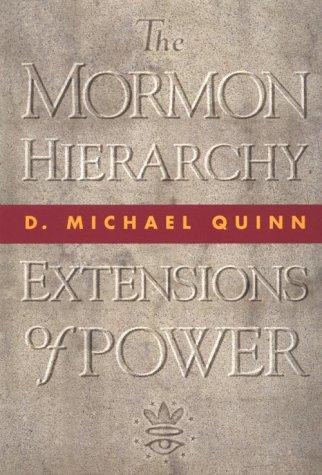 Mormon Hierarchy als Buch