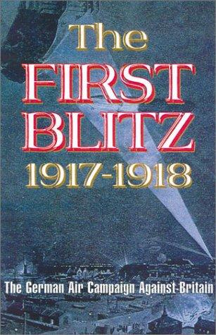 1ST BLITZ 1917-1918 als Buch
