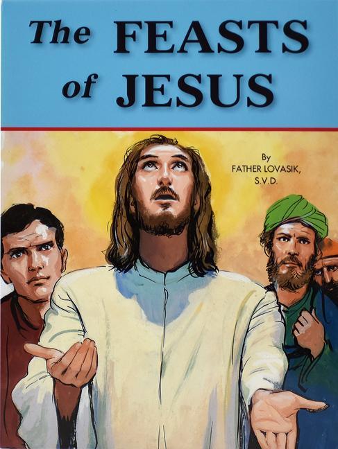 The Feasts of Jesus als Taschenbuch