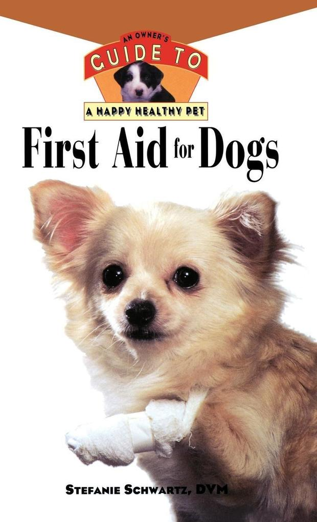 First Aid for Dogs als Buch