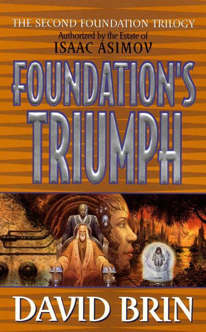 Foundation's Triumph als Taschenbuch