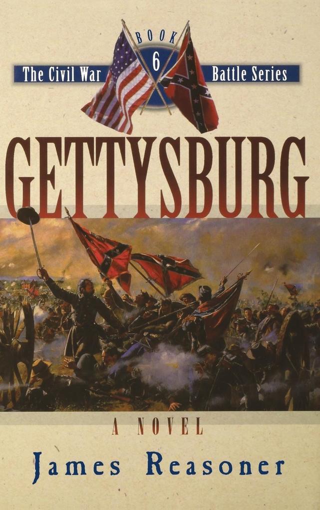 Gettysburg als Buch