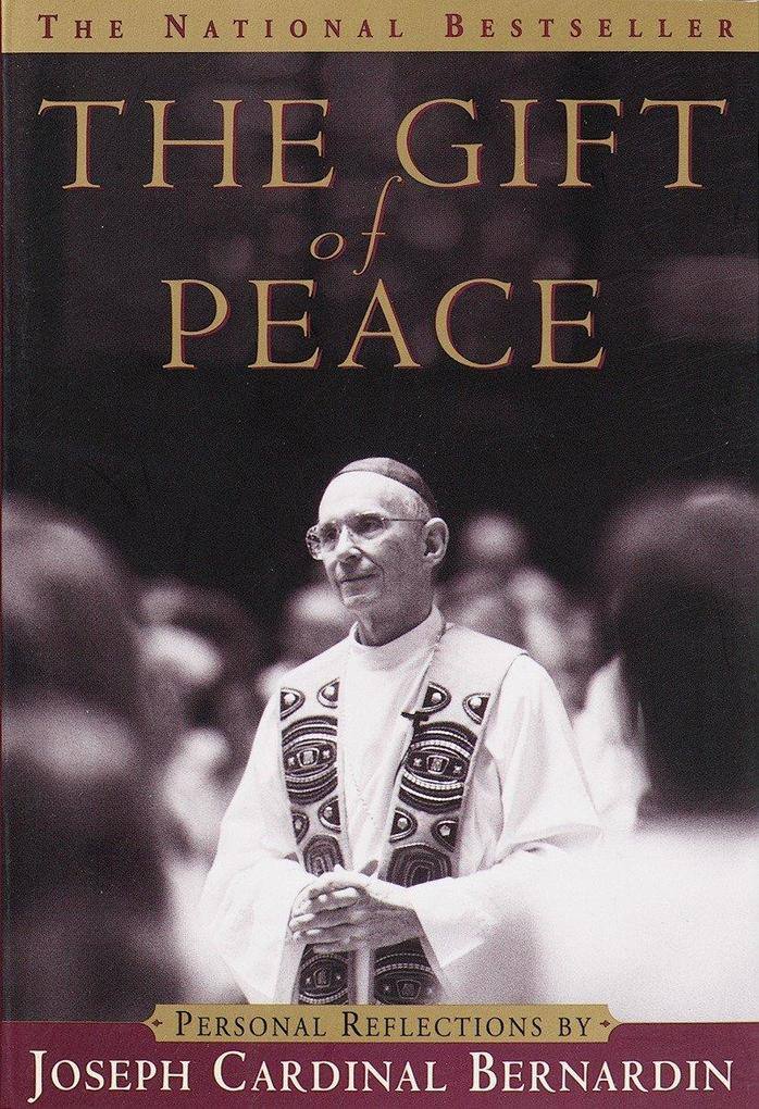 The Gift of Peace: Personal Reflections als Taschenbuch