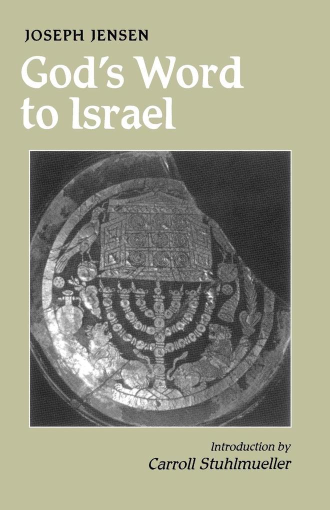 God's Word to Israel als Taschenbuch