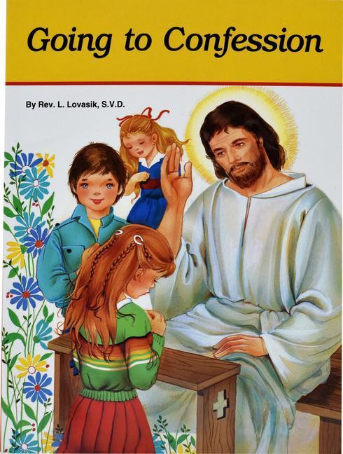 Going to Confession als Taschenbuch