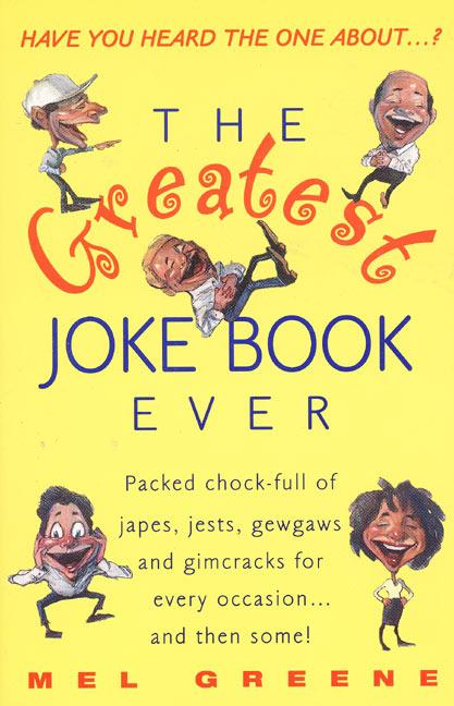 The Greatest Joke Book Ever als Taschenbuch