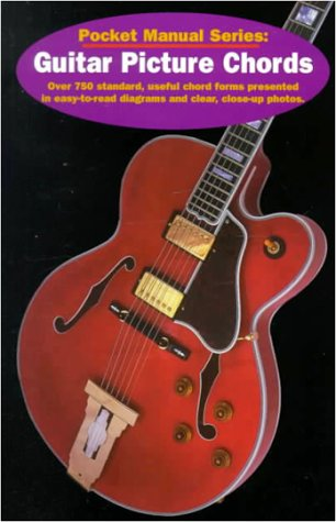 Pocket Manual Series - Guitar Picture Chords als Taschenbuch