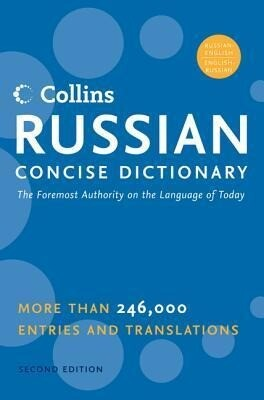 Collins Russian Concise Dictionary, 2nd Edition als Taschenbuch