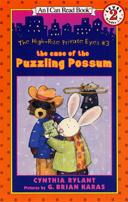 The High-Rise Private Eyes #3: The Case of the Puzzling Possum als Taschenbuch