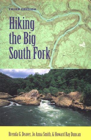 Hiking the Big South Fork als Taschenbuch