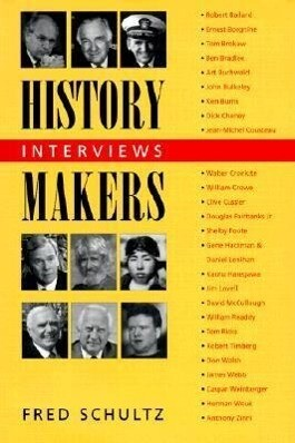History Makers: Interviews als Buch