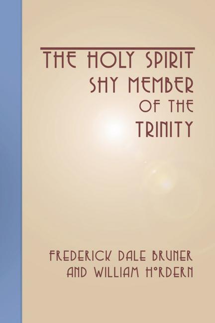 Holy Spirit - Shy Member of the Trinity als Taschenbuch