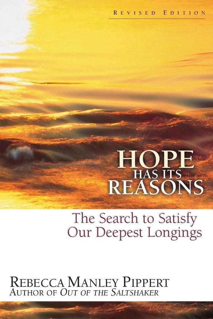 Hope Has Its Reasons als Taschenbuch