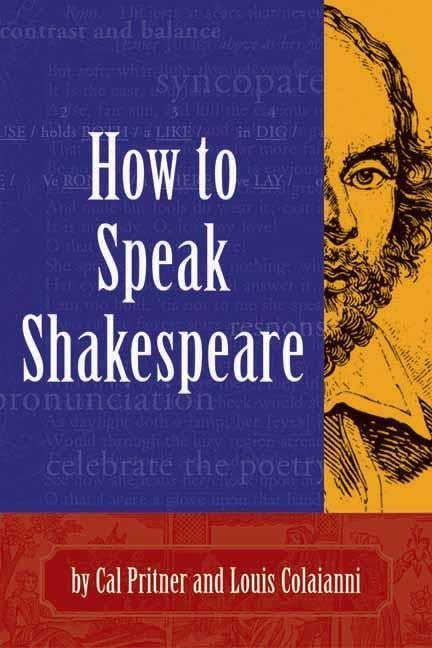 How to Speak Shakespeare als Taschenbuch