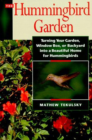 Hummingbird Garden als Taschenbuch
