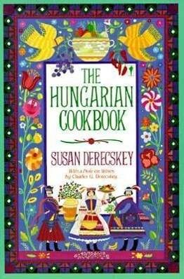 The Hungarian Cookbook als Taschenbuch