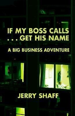 If My Boss Calls, Get His Name als Buch
