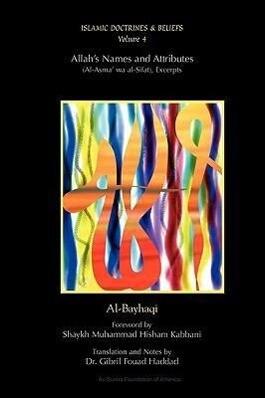 Allah's Names and Attributes als Taschenbuch