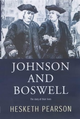 Johnson And Boswell: The Story Of Their Lives als Buch