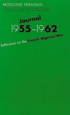 Journal, 1955-1962: Reflections on the French-Algerian War als Taschenbuch