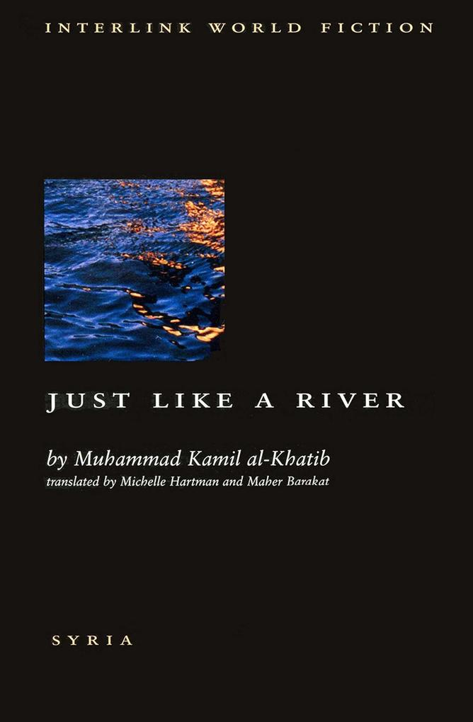 Just Like a River als Taschenbuch