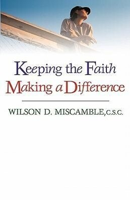 Keeping the Faith, Making a Difference als Taschenbuch