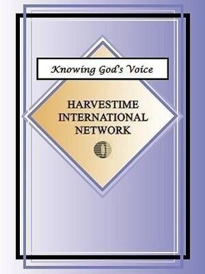 Knowing God's Voice als Taschenbuch
