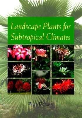 Landscape Plants for Subtropical Climates als Taschenbuch