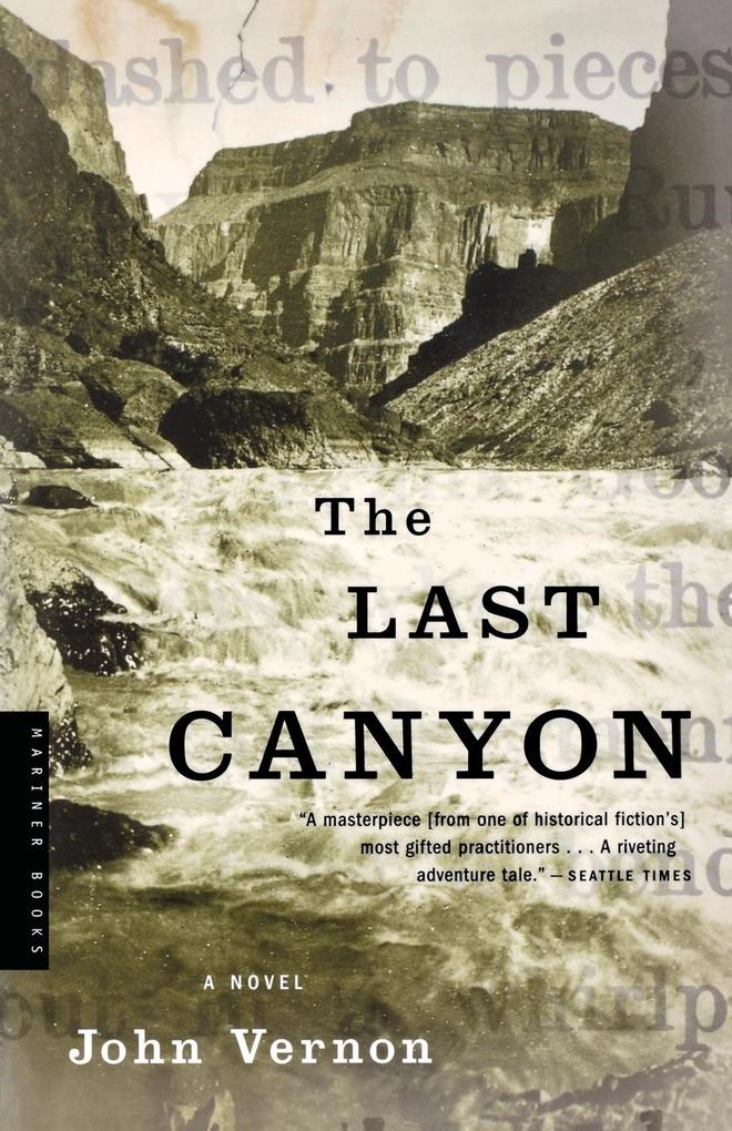 The Last Canyon als Taschenbuch