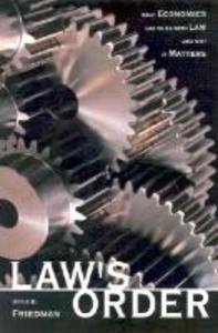 Law's Order als Taschenbuch