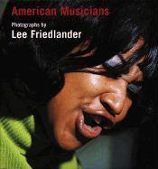 Lee Friedlander: American Musicians als Taschenbuch