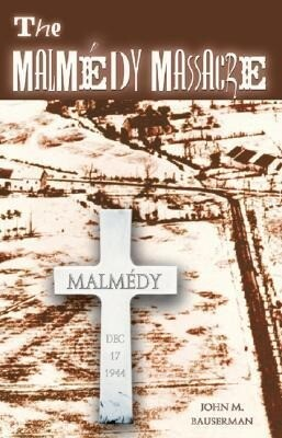 Malmedy Massacre als Taschenbuch