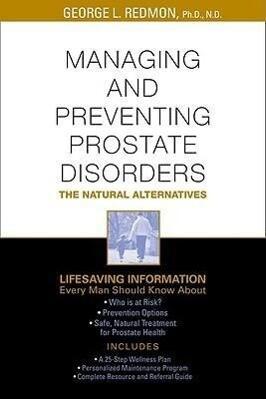 Managing & Preventing Prostate Disorders als Taschenbuch