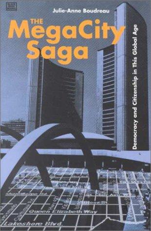 Megacity Saga als Taschenbuch