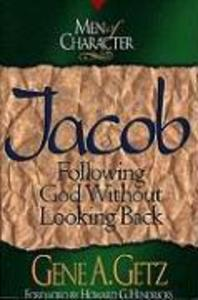Men of Character: Jacob: Following God Without Looking Back als Taschenbuch