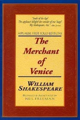 The Merchant of Venice: Applause First Folio Editions als Taschenbuch