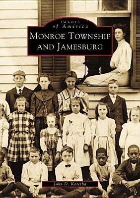 Monroe Township and Jamesburg als Taschenbuch