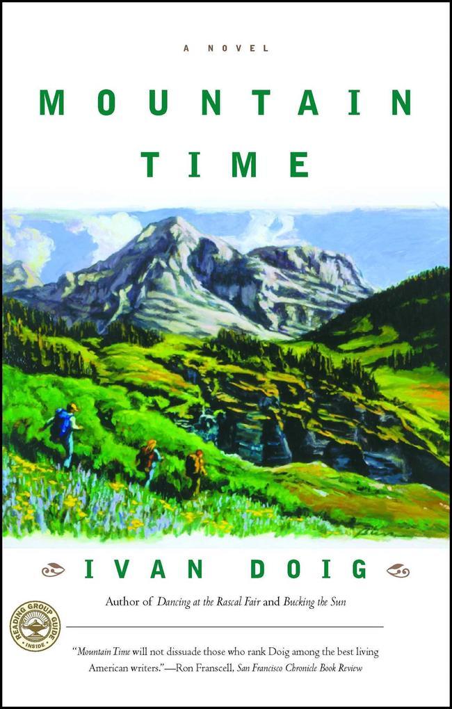 Mountain Time als Taschenbuch