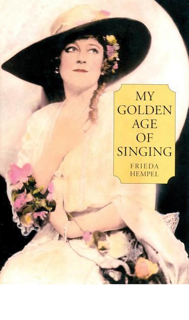 My Golden Age of Singing als Buch