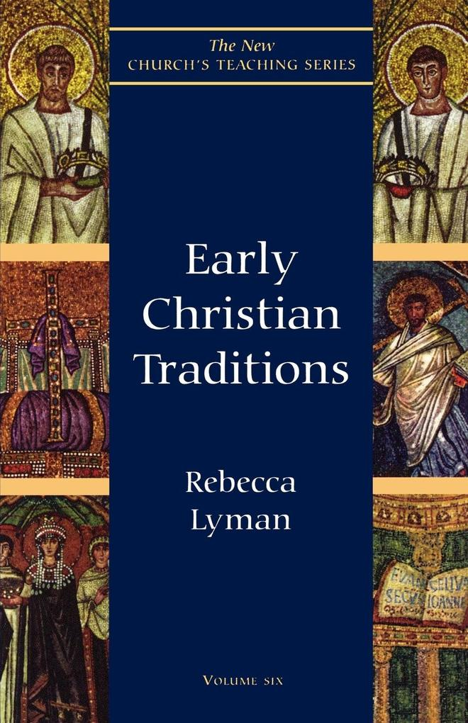 Early Christian Traditions als Taschenbuch