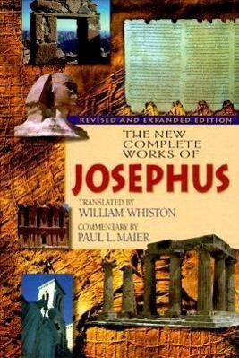 The New Complete Works of Josephus als Buch