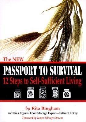 The New Passport to Survival: 12 Steps to Self-Sufficient Living als Taschenbuch