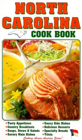 North Carolina Cook Book als Taschenbuch