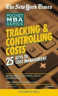 Tracking & Controlling Costs: 25 Keys to Cost Management als Hörbuch