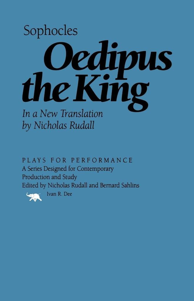 Oedipus the King als Taschenbuch